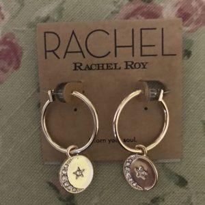 Rachel Roy Star Earrings